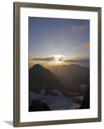 Val Formazza, Italian Alps, Piedmont, Italy, Europe-Angelo Cavalli-Framed Photographic Print
