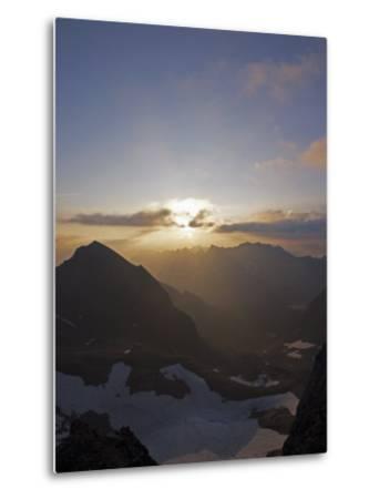 Val Formazza, Italian Alps, Piedmont, Italy, Europe-Angelo Cavalli-Metal Print