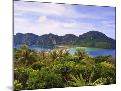 Ko Phi Phi Island, Andaman Sea, Thailand, Southeast Asia, Asia-Nico Tondini-Mounted Photographic Print