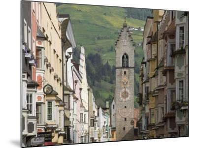 The Old Centre, Vipiteno, on the Brenner Route, Italy, Europe-James Emmerson-Mounted Photographic Print