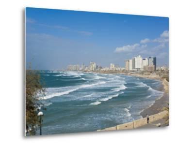 Tel Aviv, Israel, Middle East-Michael DeFreitas-Metal Print