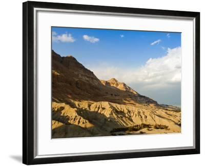 Judean Desert, Israel, Middle East-Michael DeFreitas-Framed Photographic Print