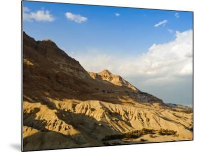 Judean Desert, Israel, Middle East-Michael DeFreitas-Mounted Photographic Print