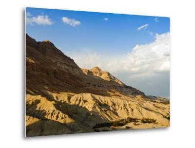 Judean Desert, Israel, Middle East-Michael DeFreitas-Metal Print