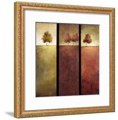 Trees Dreaming-Tracey Lane-Framed Premium Giclee Print
