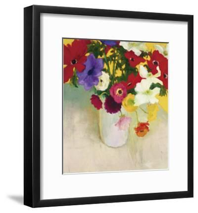 July Floral-Dale Payson-Framed Premium Giclee Print