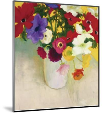July Floral-Dale Payson-Mounted Premium Giclee Print