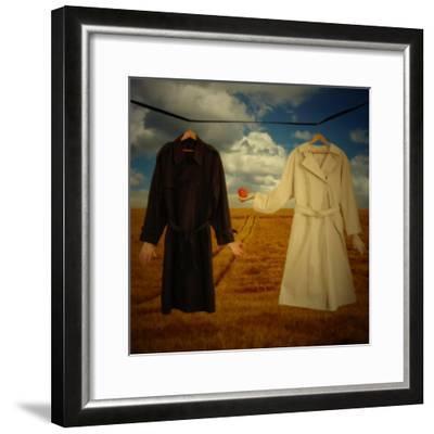 Digital Art with Surrealism Theme-Abdul Kadir Audah-Framed Photographic Print