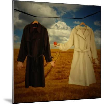 Digital Art with Surrealism Theme-Abdul Kadir Audah-Mounted Photographic Print