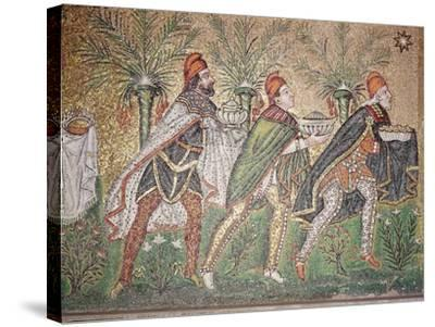 The Three Kings--Stretched Canvas Print