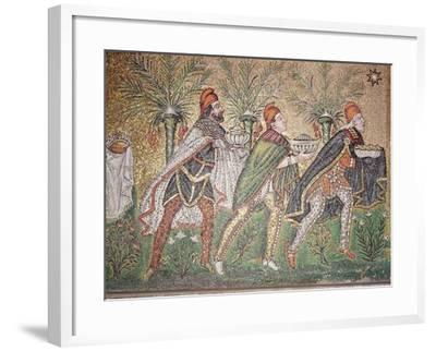 The Three Kings--Framed Giclee Print