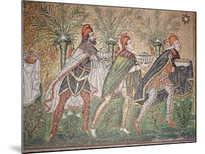 The Three Kings--Mounted Giclee Print