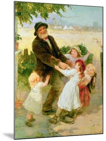 Going to the Fair-Frederick Morgan-Mounted Giclee Print