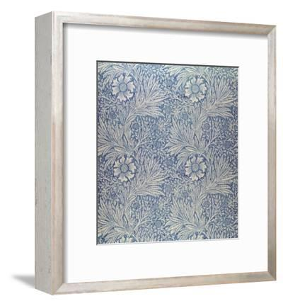 Marigold' Wallpaper Design, 1875-William Morris-Framed Premium Giclee Print