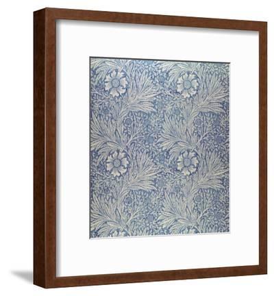 Marigold' Wallpaper Design, 1875-William Morris-Framed Giclee Print