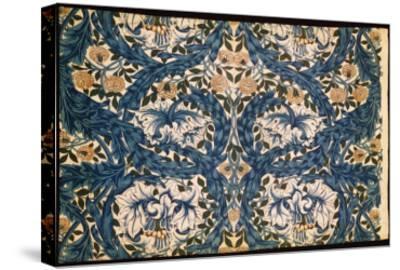 African Marigold Design 1876 Giclee Print By William Morris Artcom