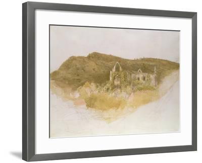 Tintern Abbey-Samuel Palmer-Framed Giclee Print