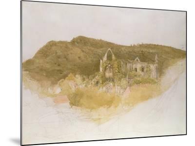 Tintern Abbey-Samuel Palmer-Mounted Giclee Print
