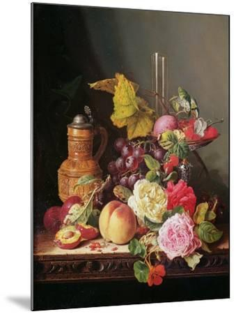 Still Life-Edward Ladell-Mounted Giclee Print