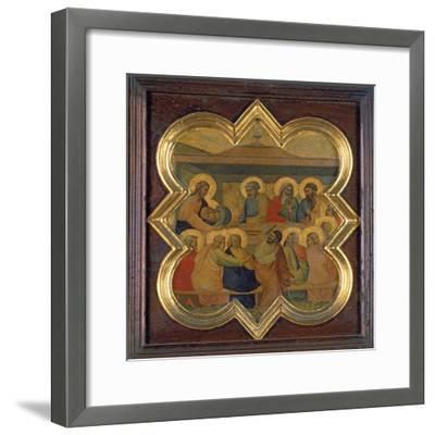 The Last Supper-Taddeo Gaddi-Framed Giclee Print