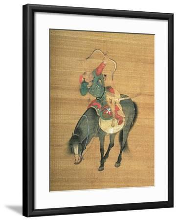 Kublai Khan--Framed Giclee Print