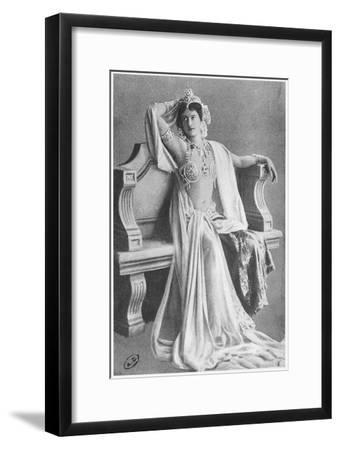 Mata Hari, 1910--Framed Giclee Print