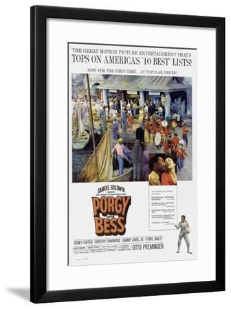 Porgy and Bess, 1959--Framed Art Print