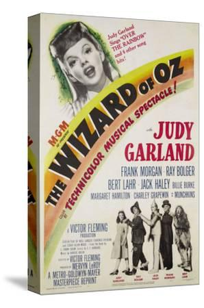 The Wizard of Oz, 1939--Stretched Canvas Print