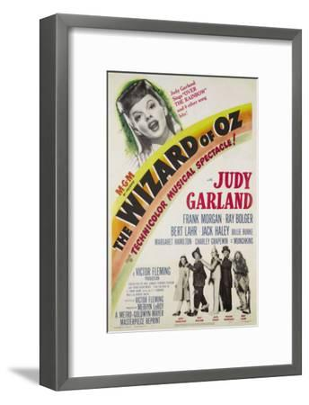 The Wizard of Oz, 1939--Framed Art Print