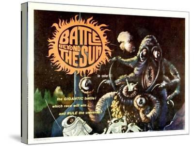Battle Beyond the Sun, 1962--Stretched Canvas Print