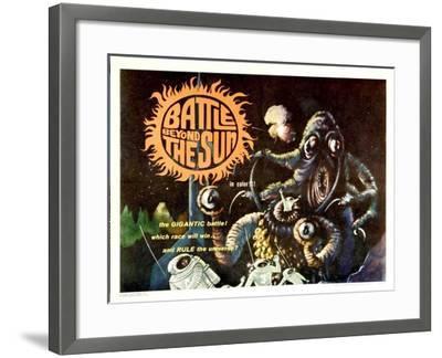 Battle Beyond the Sun, 1962--Framed Art Print