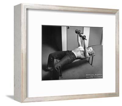 Monroe, Marilyn, 9999--Framed Premium Giclee Print
