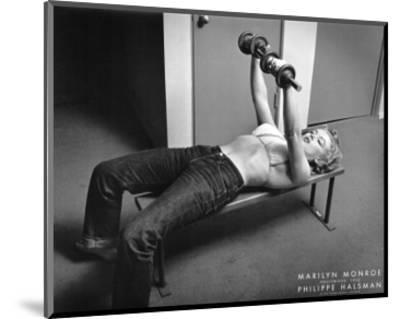 Monroe, Marilyn, 9999--Mounted Premium Giclee Print