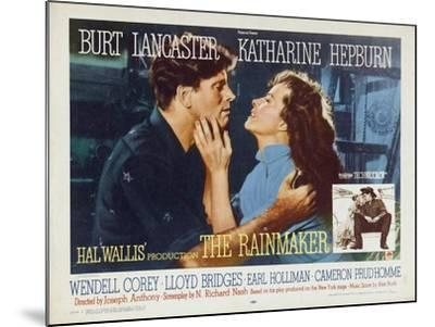 The Rainmaker, 1956--Mounted Art Print