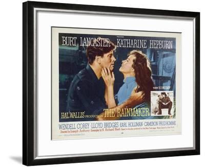 The Rainmaker, 1956--Framed Art Print