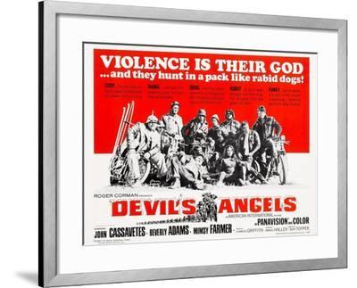 Devil's Angels, 1967--Framed Art Print