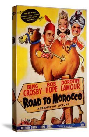 Road to Morocco, 1942--Stretched Canvas Print