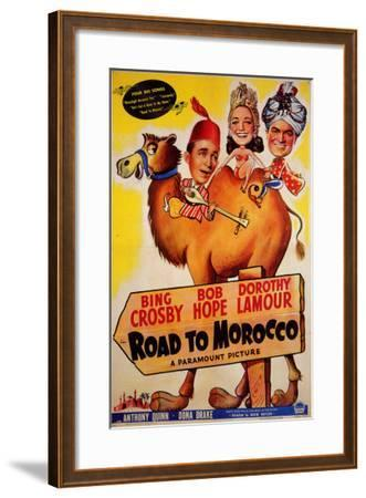 Road to Morocco, 1942--Framed Art Print