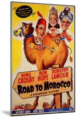 Road to Morocco, 1942--Mounted Art Print