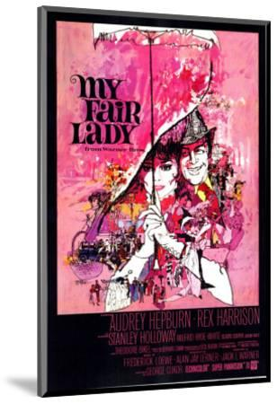 My Fair Lady, 1964--Mounted Premium Giclee Print