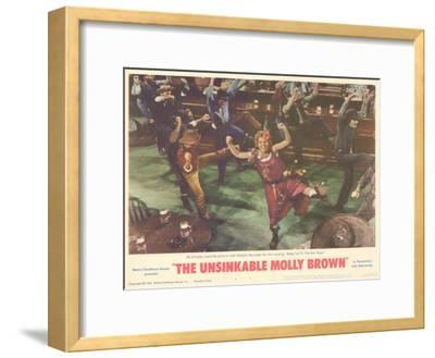 The Unsinkable Molly Brown, 1964--Framed Art Print