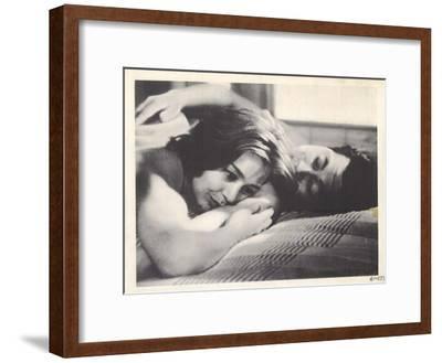 Hiroshima Mon Amour, 1961--Framed Art Print