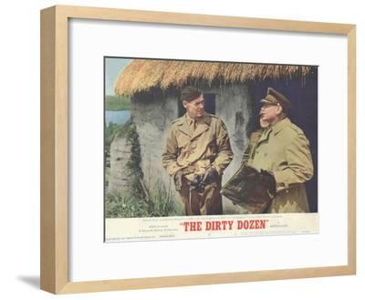 The Dirty Dozen, 1967--Framed Art Print