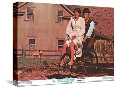 Butch Cassidy and the Sundance Kid, 1969--Stretched Canvas Print
