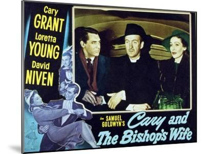 The Bishop's Wife, 1947--Mounted Art Print