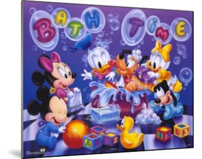 Mickey Mouse, 9999--Mounted Art Print