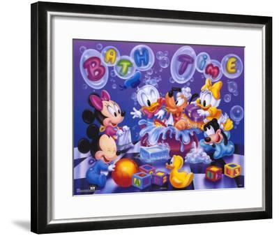 Mickey Mouse, 9999--Framed Art Print