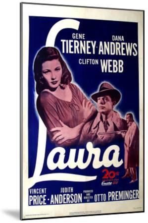 Laura, 1944--Mounted Art Print