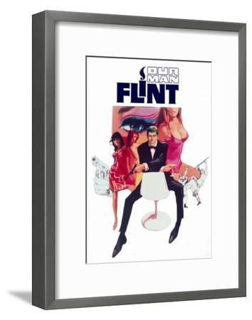 Our Man Flint, 1966--Framed Art Print