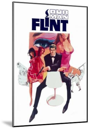 Our Man Flint, 1966--Mounted Art Print